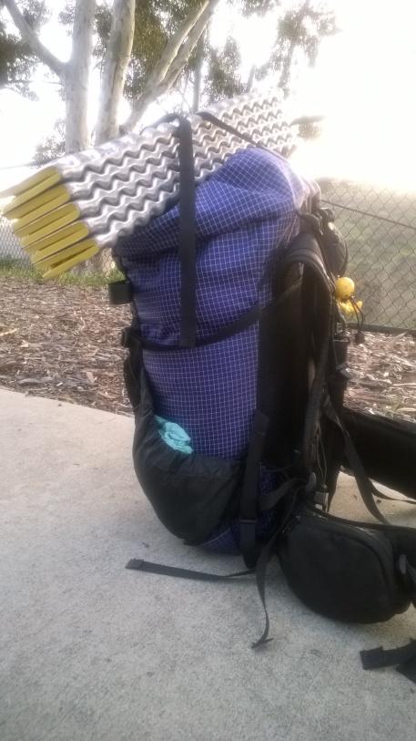 ULA backpack