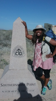 Southern Terminus...lets hike!