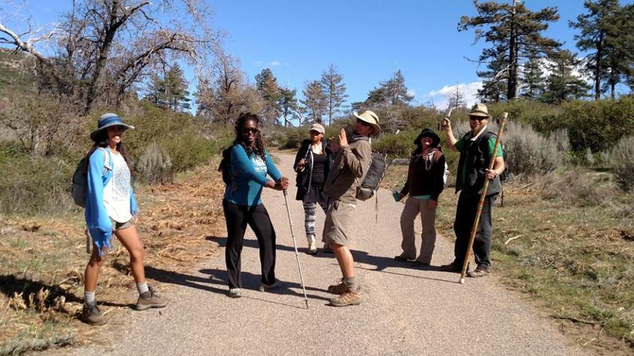 like they hike