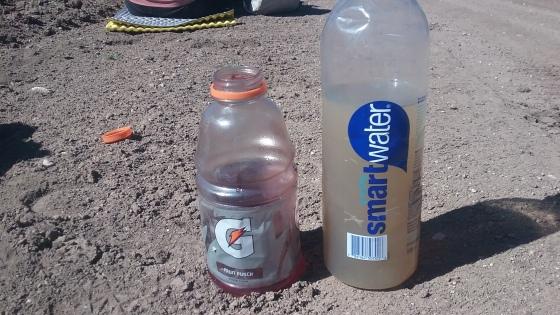 mmmm, tasty water