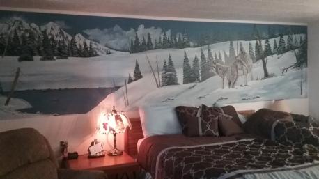 Coyote room