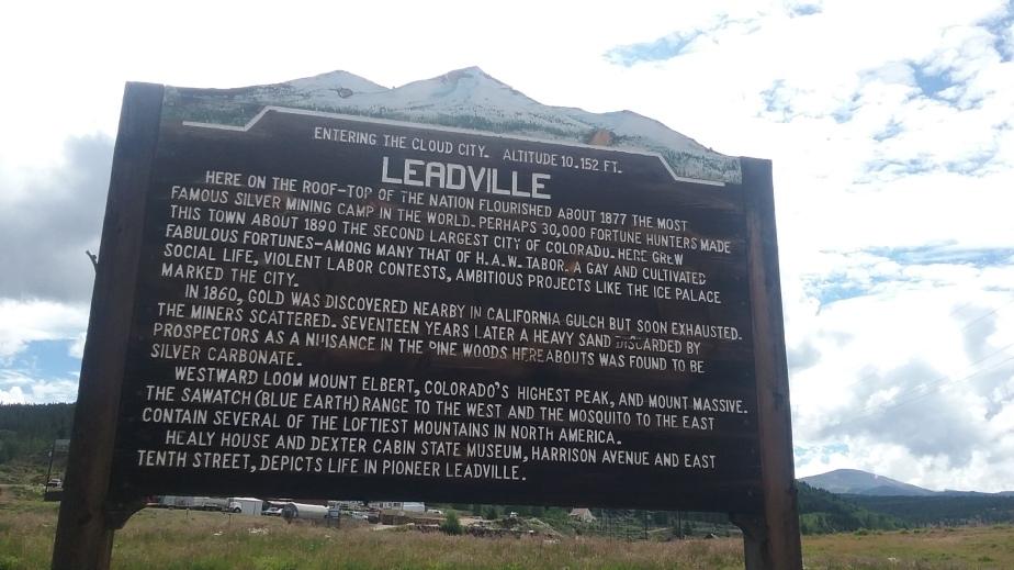 Leadville adventure