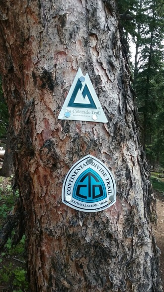 CDT and CO Trail