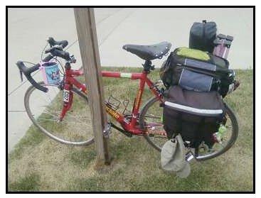 My wheels loaded!