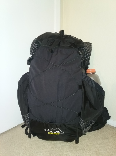 ULA Circuit backpack