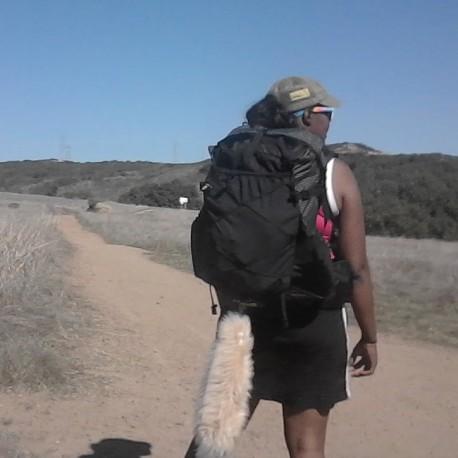 African American ULA Circuit backpack