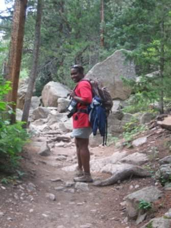 Hiking Estes Park Colorado