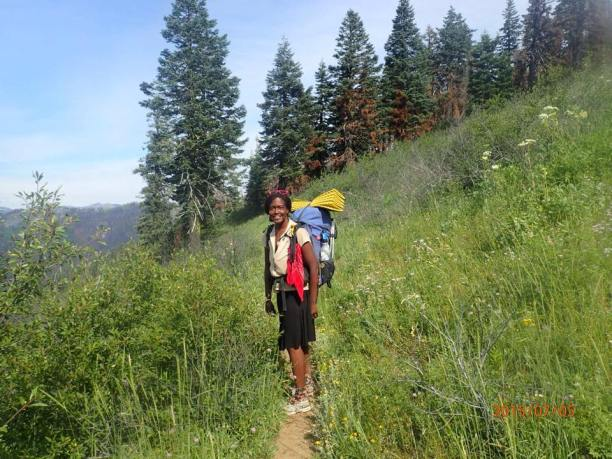 Thru hike PCT California chardonnay
