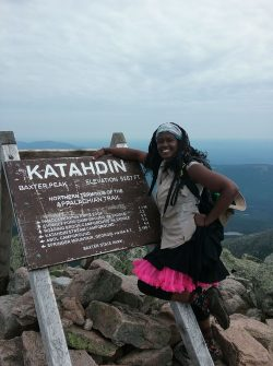 Katahdin Summit- Maine