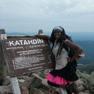 Katahdin Summit- Maine