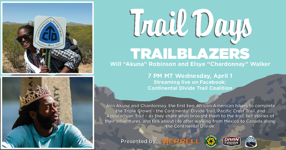 Virtual Trail Days